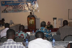 National Stakeholders Conference