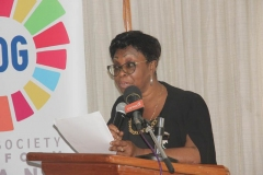 SDGs LAUNCH 1ST SHADOW REPORT